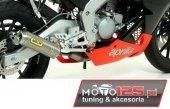 Sportowy wydech ARROW Aprilia RS4 50