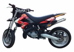 Aprilia MX 125 2004 - 2007