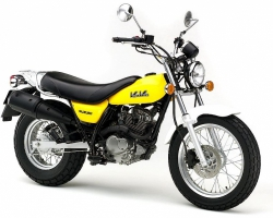 Suzuki RV VANVAN 125