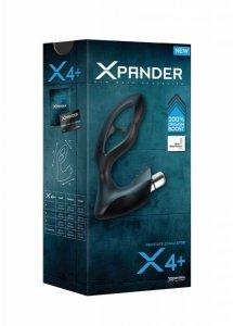 Plug/prostata-XPANDER X4+, rechargeable PowerRocket, small