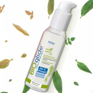 Olejek-BIOglide lubricant and massage oil , 125 ml.