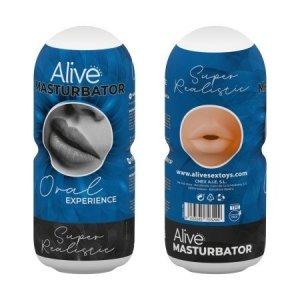 Masturbator - Alive Masturbator Oral Experience