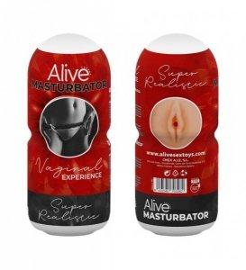 Masturbator Vagina Sourcing Alive