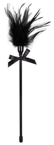 Czarne piórko Bad Kitty dł. 30cm