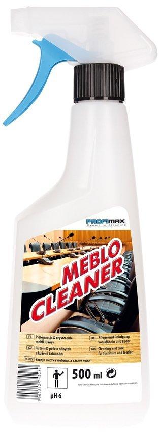 MEBLO - czyszczenie i pielęgnacja mebli - atomizer 500ml