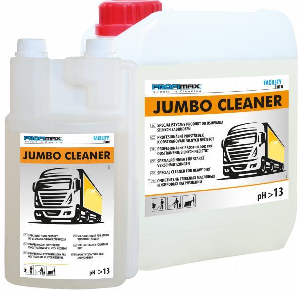 JUMBO CLEANER - środek do usuwania silnych zabrudzeń 20l