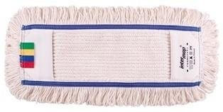 Mop kieszeniowy bawełna tuft krzyżowy linia premium 50cm Pętelkowo – Cięty