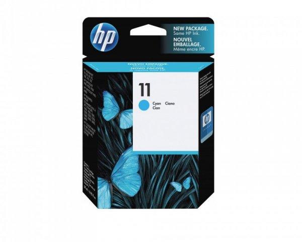 HP Tusz nr 11 C4836AE Cyan 28ml