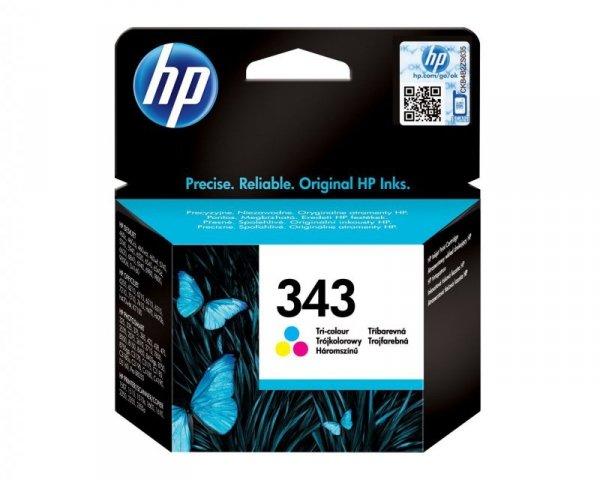 HP Tusz nr 343 C8766EE Kolor 7ml