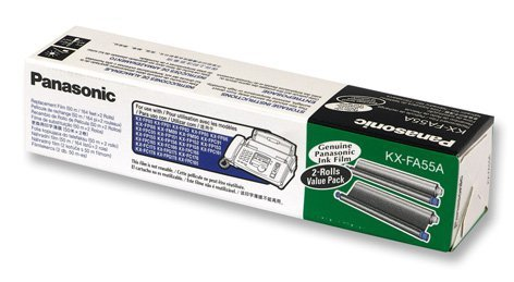 Panasonic Folia KX-FA55A 2x 150 str Fax KX-FP 82,80,81,85,86,150,155, FM 90