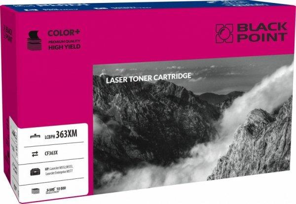 Black Point toner LCBPH363XM zastępuje HP CF363X, magenta