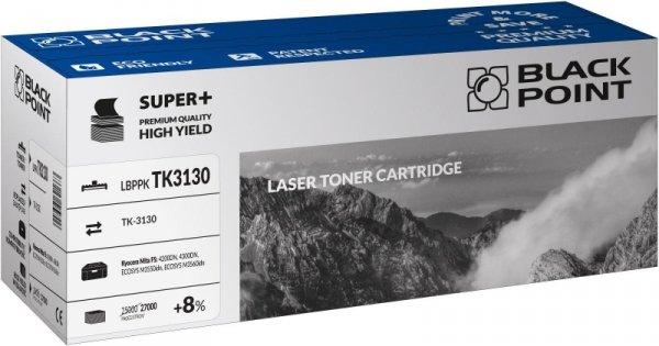 Black Point toner LBPPKTK3130 zastępuje Kyocera TK-3130, 27000 stron