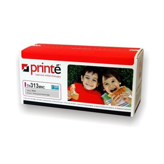 Printé toner TH313MNC zastępuje HP / Canon CE313A / CRG-729M, czerwony