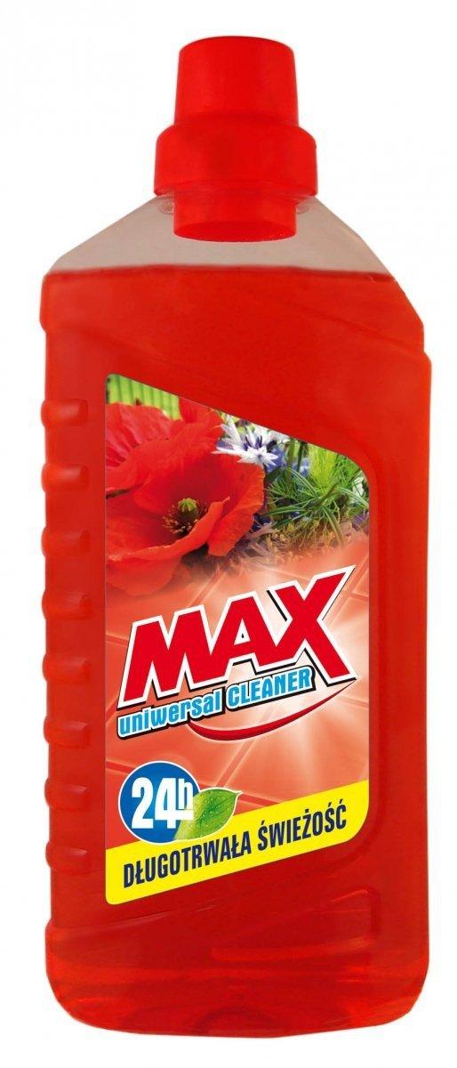 Max płyn uniwersalny 1L - kwiatowy