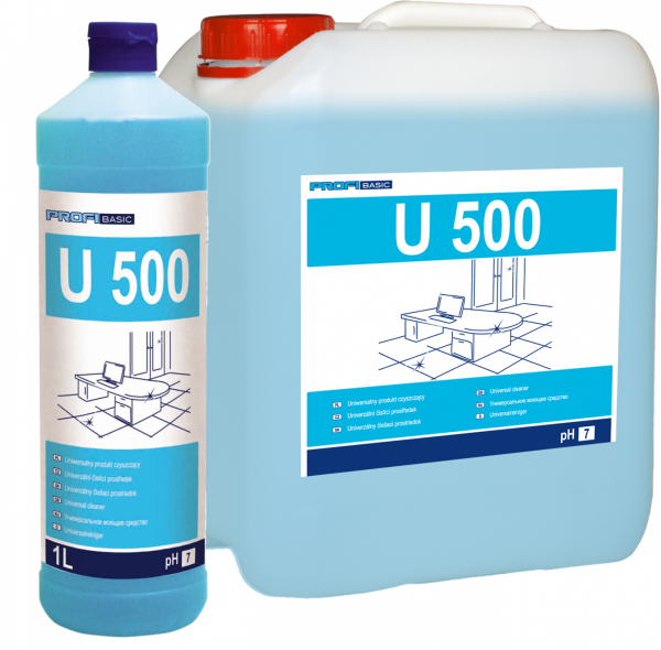 PROFIBASIC U 500 5l– uniwersalny środek czyszczący