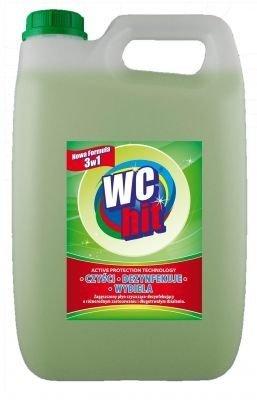 WC HIT płyn myjąco-dezynfekujący 5l