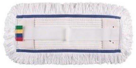 Mop Sprint II bawełna biała tuft krzyżowy linia premium  40cm Pętelkowy