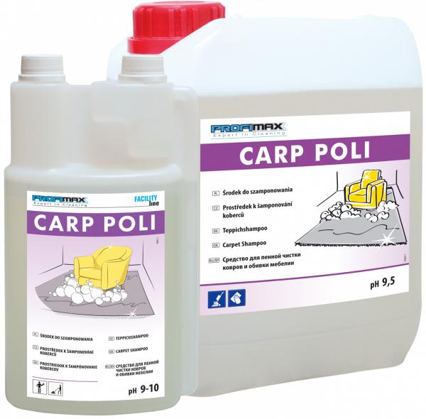 CARP POLI  - środek do szamponowania dywanów 1l