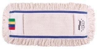 Mop kieszeniowy bawełna tuft krzyżowy linia premium   40cm Pętelkowy