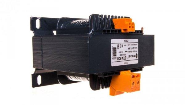 Transformator 1-fazowy STM 630VA 230/24V 16224-9908