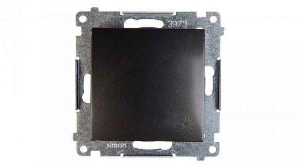Simon 54 Przycisk /światło/ antracyt DS1.01/48
