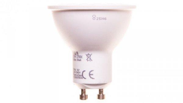 Żarówka LED GU10 3W (odpowiednik 35W) 2700K WW 36D ND barwa ciepła PILA 8727900964479