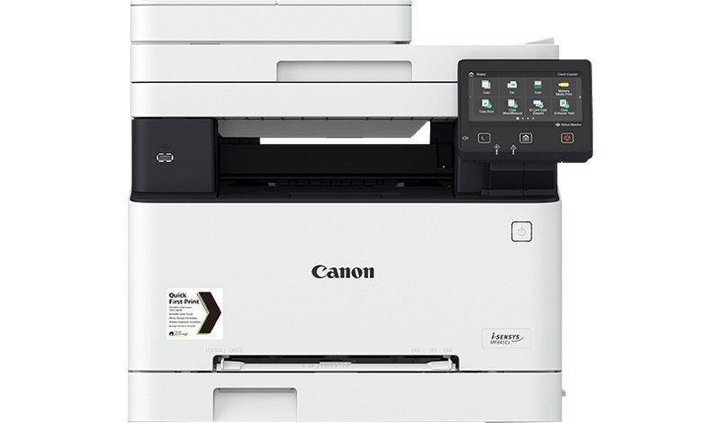 Urządzenie wielofunkcyjne Canon i-SENSYS MF641cw 3 w 1