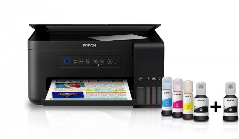 Urządzenie wielofunkcyjne atramentowe Epson EcoTank ITS L4150 3w1