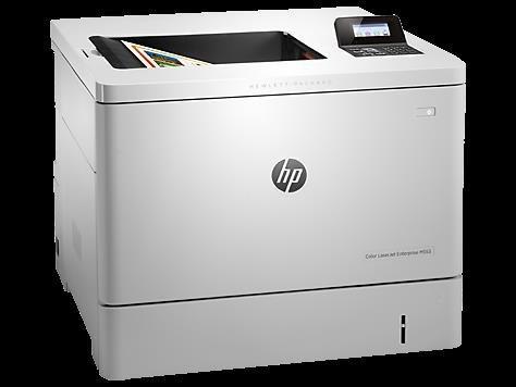 Drukarka laserowa HP LaserJet Enterprise color M553dn