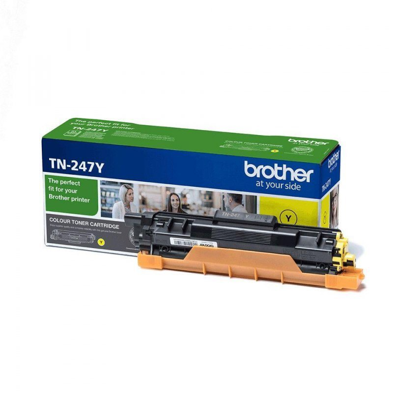 Toner Brother TN-247Y Yellow