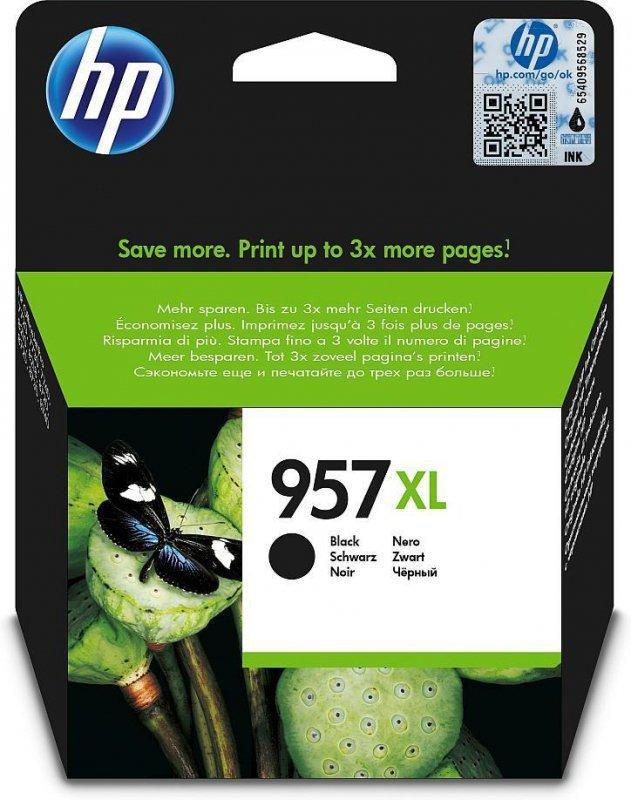 Tusz HP 957XL Black (L0R40AE) do OfficeJet Pro