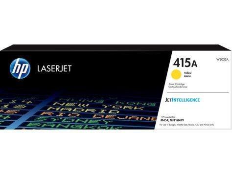 Toner HP 415A LaserJet (W2032A) yellow