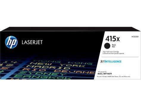 Toner HP 415X LaserJet (W2030X) black