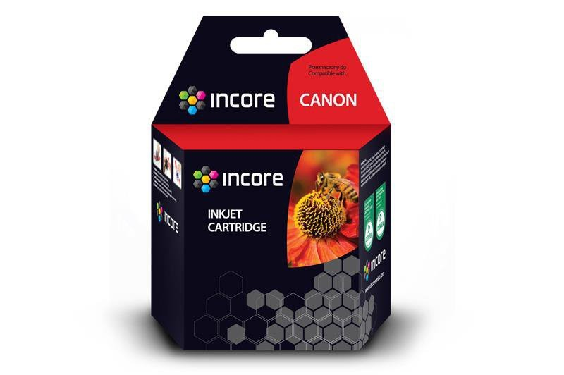 Tusz INCORE do CANON CLI581Y XXL (1997C001), yellow, 12,5ml
