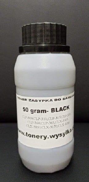 TONER PROSZEK DO SAMSUNG CLP-365/360 CLX3305 C410W BLACK