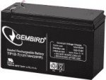 Gembird Akumulator uniwersalny 12V/7.5AH