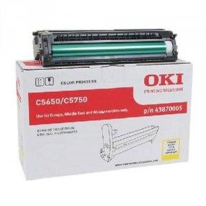 OKI Bęben C5650/5750 Yellow (20k)