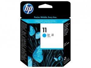 HP Inc. Głowica drukująca nr 11 Błękitny (Cyjan) C4811A