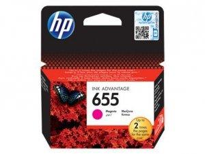HP Inc. Tusz nr 655 Magenta CZ111AE