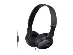 Sony Słuchawki MDR-ZX110AP czarne