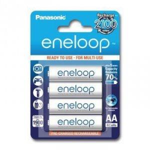 Panasonic ENELOOP AA 1900 mAh 2100 CYKLI 4SZT