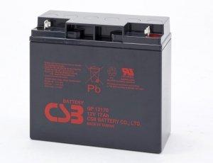 CSB AKU GP12170 12V 17Ah GP12170B1