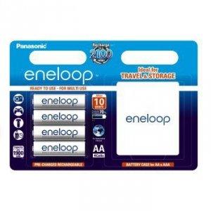 Panasonic ENELOOP 4XAA + BOX