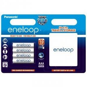 Panasonic ENELOOP 4XAAA + BOX