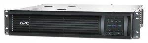APC SMT3000RMI2UNC SMART-UPS 3000VA/2700W Rack 2U z kartą sieciową    AP9631