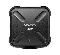 Adata SSD External SD700 512G USB3.1 Durable Czarny