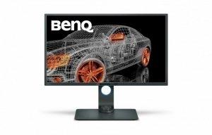 Benq Monitor 32 PD3200Q  LED 4ms/2K/20:1/HDMI/CZARNY