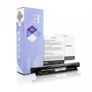 Mitsu Bateria do Dell Inspiron 14, 15, 17 4400 mAh (49 Wh) 10.8 - 11.1 Volt