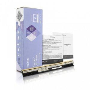 Mitsu Bateria do Lenovo IdeaPad G500s, G510s, Z710 2200 mAh (32 Wh) 14.4 - 14.8 Volt
