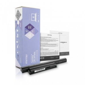 Mitsu Bateria do Sony BPS22 (czarna) 4400 mAh (48 Wh) 10.8 - 11.1 Volt